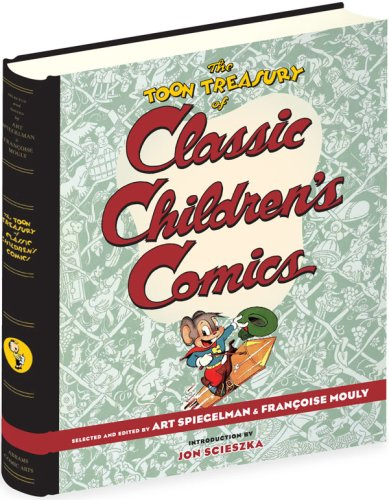9780810957305: The Toon Treasury of Classic Children's Comics