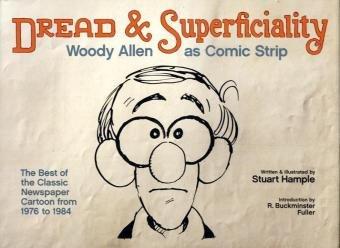 9780810957428: Dread & Superficiality: Woody Allen as Comic Strip