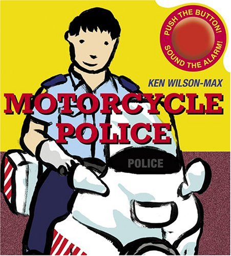 9780810957770: Motorcycle Police