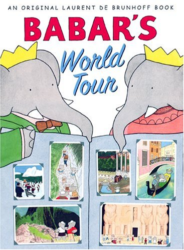 Babar's World Tour (SIGNED)