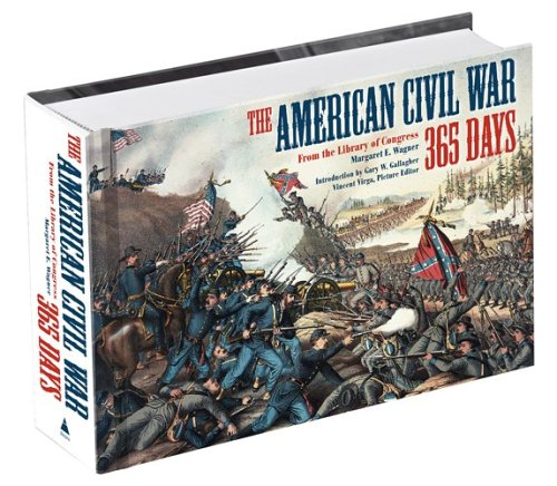 9780810958470: The American Civil War: 365 Days