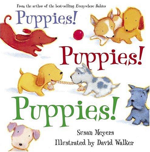 9780810958562: Puppies! Puppies! Puppies!