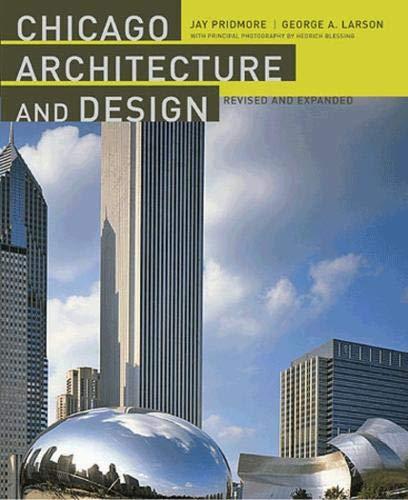 9780810958920: Chicago Architecture and Design