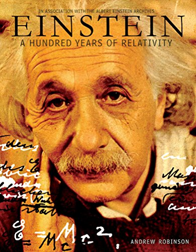 9780810959231: Einstein: A Hundred Years of Relativity