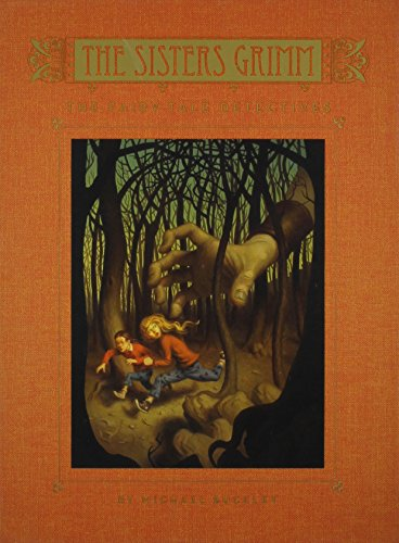 9780810959255: The Fairy Tale Detectives (The Sisters Grimm, Book 1)