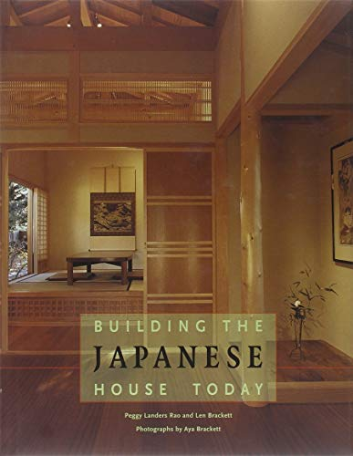 9780810959316: Building the Japanese House Today