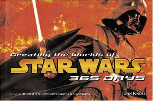 9780810959361: Creating the Worlds of Star Wars: 365 Days