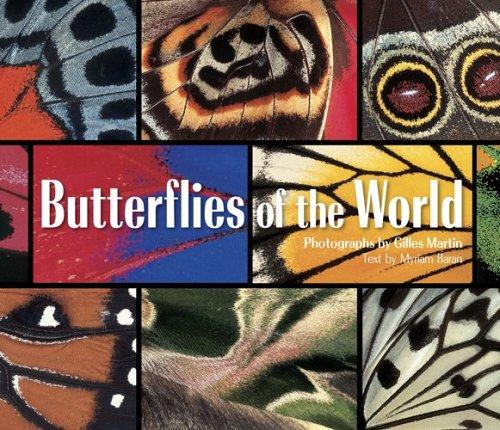 Butterflies of the World: Martin, Gilles