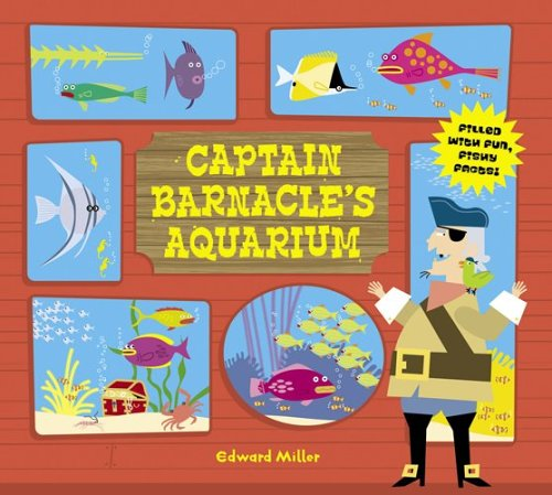9780810959859: Captain Barnacle's Aquarium: Filled with Fun Fishy Facts!