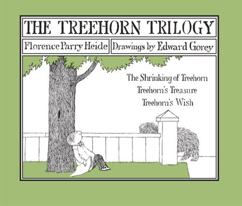 "9780810959941: Treehorn Trilogy: ""The Shrinking of Treehorn"", ""Treehorn's Treasure"", AND ""Treehorn's Wish"""