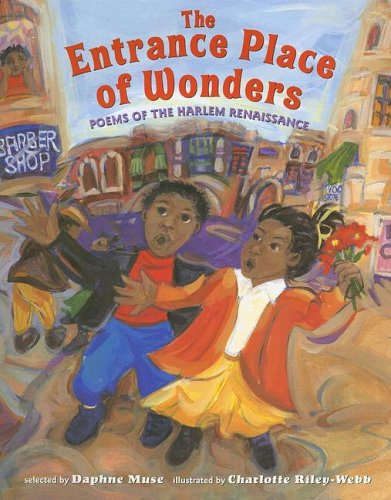 9780810959972: The Entrance Place of Wonders: Poems of the Harlem Renaissance