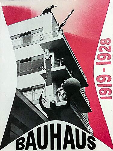 9780810960138: Bauhaus 1919-1928