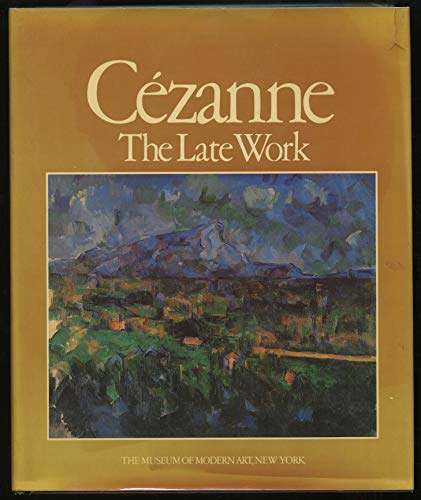 9780810960190: Cezanne: The Late Work : Essays