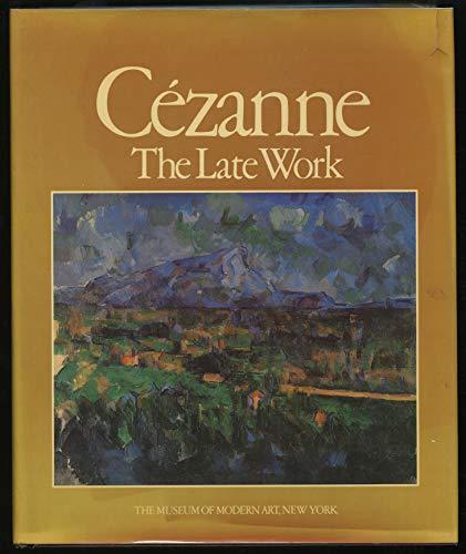 9780810960190: Cezanne: The Late Work : Essays
