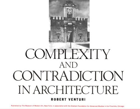 9780810960237: Complexity and Contradiction in Architecture