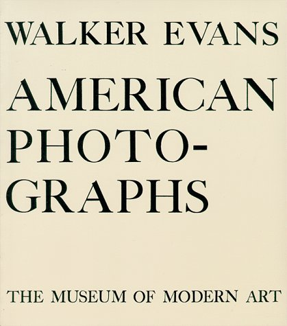 9780810960305: Walker Evans: American Photographs