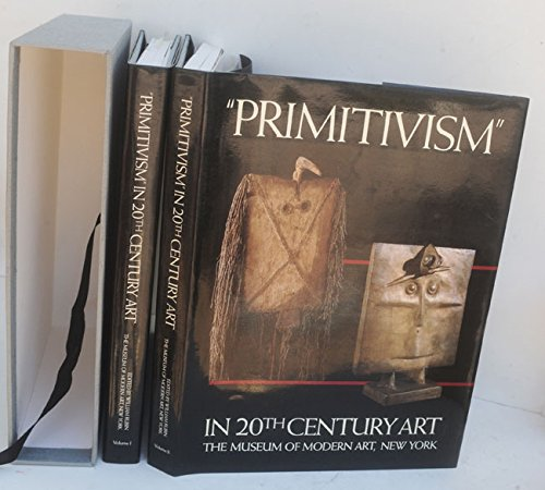 9780810960671: Primitivism in 20th Century Art: Affinity of the Tribal and the Modern