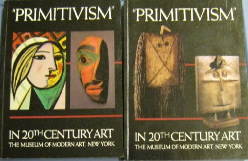9780810960688: Primitivism in 20th Century Art: Affinity of the Tribal and the Modern, Two Volumes