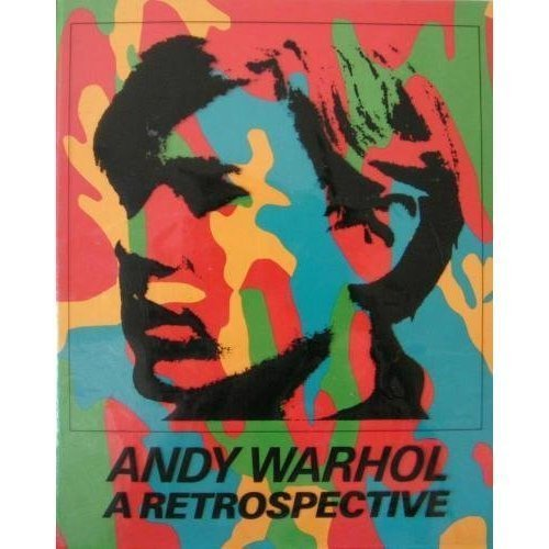 9780810960824: Andy Warhol: A Retrospective