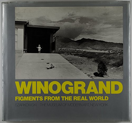 9780810960855: Winogrand: Figments from the Real World