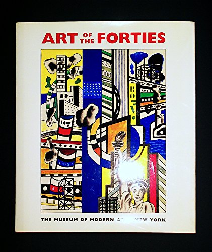 9780810960893: Art of the Forties