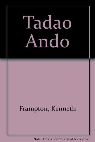 9780810960985: Tadao Ando