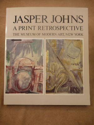 9780810961098: Jasper Johns: A Print Retrospective