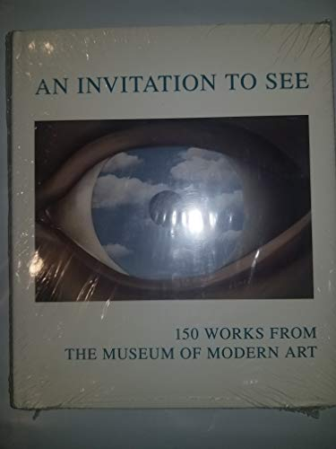 9780810961104: An Invitation to See: 150 Works from the Museum of Modern Art