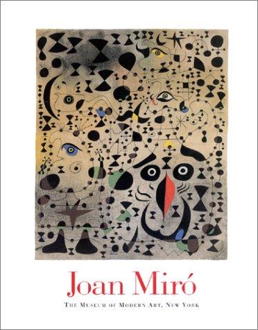 9780810961234: JOAN MIRO GEB: A Museum of Modern Art Book
