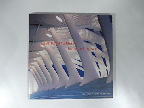 9780810961289: Santiago Calatrava: Structure and Expression