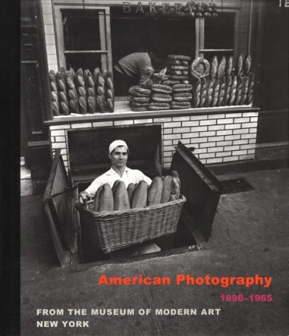 9780810961432: AMERICAN PHOTOGRAPHY 1890-1965 (Photographie)
