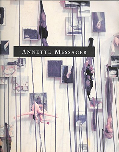 9780810961487: Annette Messager: A Museum of Modern Art Book