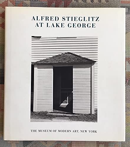 Alfred Stieglitz at Lake George: Szarkowski, John