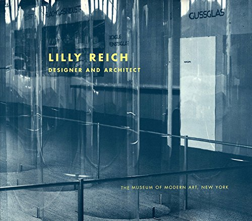 9780810961593: Lilly Reich: Designer and Architect