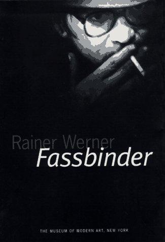 9780810961708: Rainer Werner Fassbinder