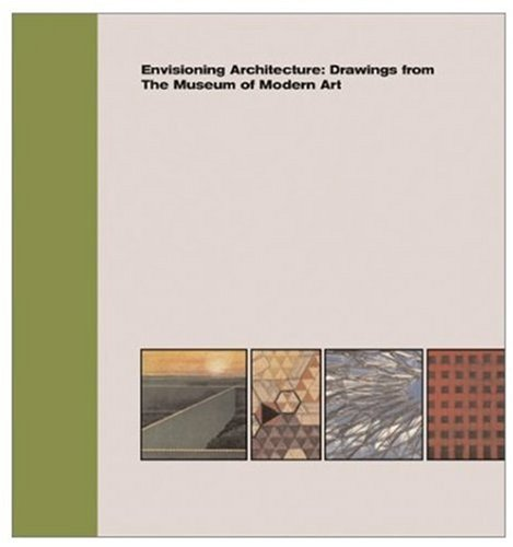 9780810962217: Envisioning Architecture: Drawings from the Museum of Modern Art