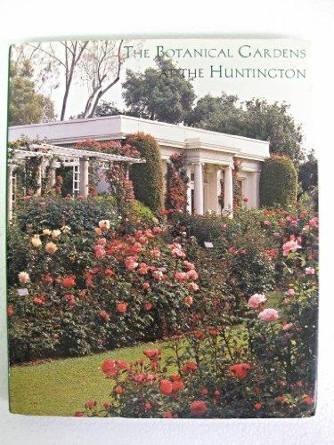 9780810963160: The Botanical Gardens at the Huntington