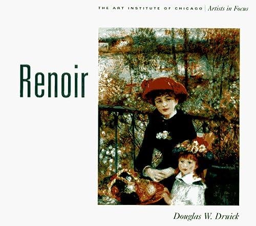 9780810963252: RENOIR . : THE ART INSTITUTE OF CHICAGO ARTIS (Artists in Focus)
