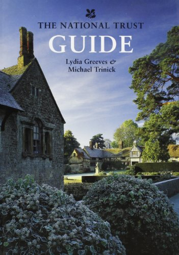 The National Trust guide.: Greeves,Lydia. Trinick,Michael.