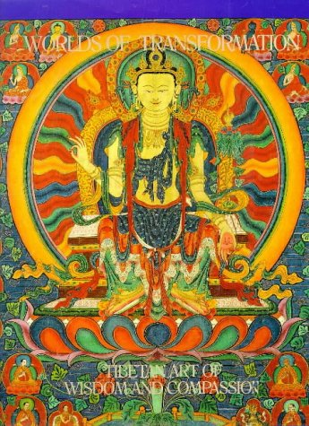 9780810963870: Worlds of Transformation: Tibetan Art of Wisdom and Compassion