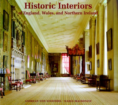 9780810963887: Historic Interiors of England, Wales, and Northern Ireland