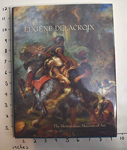 9780810964037: Eugene Delacroix, 1798-1863: Paintings, Drawings and Prints from North American Collections