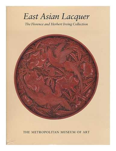 9780810964068: East Asian Lacquer: The Florence and Herbert Irving Collection