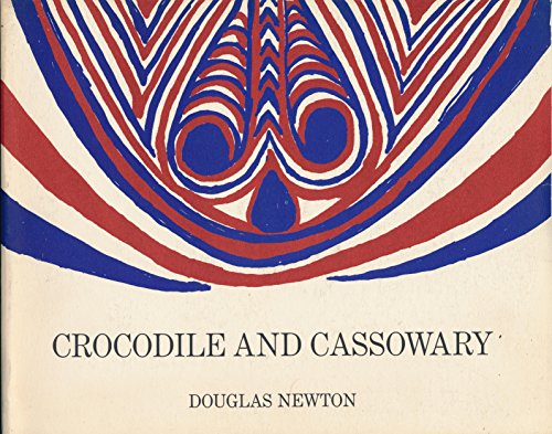 9780810964556: Crocodile and Cassowary - Religious Art of the Upper Sepik River, New Guinea