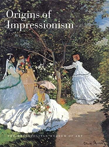 9780810964853: Origins of Impressionism