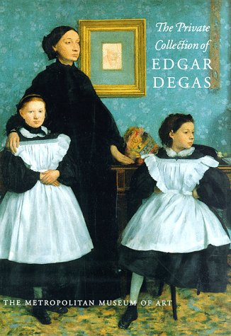 9780810965126: Private Collection of Edgar Degas
