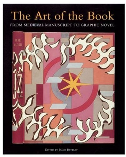 9780810965720: Art of the Book: From Medieval Manuscript to Graphic Novel (Victoria and Albert Museum Studies)