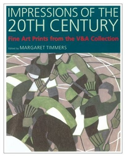 9780810965843: Impressions of the 20th Century: Fine Art Prints from the V&A Collection (Victoria and Albert Museum Studies)