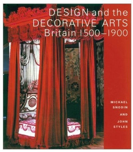 9780810965867: Design and the Decorative Arts: Britain 1500-1900 (Victoria and Albert Museum Studies)