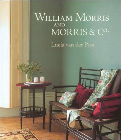 9780810966123: William Morris and Morris & Co